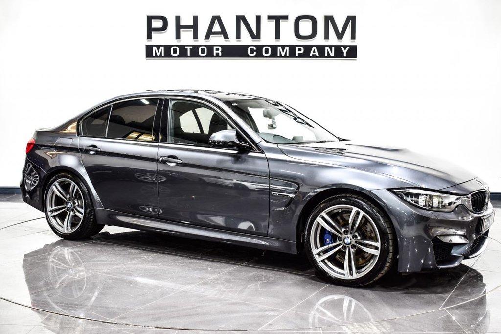 USED 2017 17 BMW M3 3.0 M3 4d 426 BHP