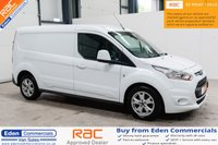 USED 2015 15 FORD TRANSIT CONNECT 1.6 240 LIMITED * AIR CON + HEATED SEATS *