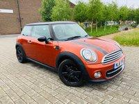 2011 MINI HATCH COOPER 1.6 COOPER D 3d 112 BHP £5995.00