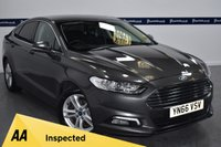 USED 2016 66 FORD MONDEO 2.0 ZETEC ECONETIC TDCI 5d 150 BHP (ONE OWNER WITH FULL SERVICE HISTORY)