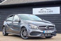 USED 2017 67 MERCEDES-BENZ A CLASS 1.5 A 180 D AMG LINE 5d AUTO 107 BHP