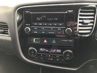 USED 2016 16 MITSUBISHI OUTLANDER 2.3 DI-D GX 3 5d 147 BHP 4x4 7 SEATS Full leather, Cruise control, Rear parking sensors