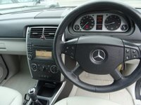 USED 2010 60 MERCEDES-BENZ B CLASS 1.5 B160 BLUEEFFICIENCY SE 5d 95 BHP 7 MECEDES SERVICE STAMPS TO 24,000