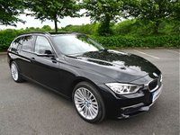 USED 2014 64 BMW 3 SERIES 2.0 320D XDRIVE LUXURY TOURING 5d AUTO 181 BHP