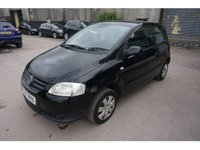 USED 2007 07 VOLKSWAGEN FOX 1.2 URBAN 6V 3d 54 BHP