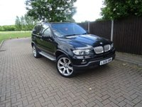 USED 2006 06 BMW X5 4.4 SPORT 5d AUTO 316 BHP !!!TRADE CLEARANCE!!!!