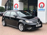 USED 2016 66 MG 3 1.5 3 FORM SPORT VTI-TECH 5d 106 BHP 1 OWNER | BLUETOOTH | DAB |