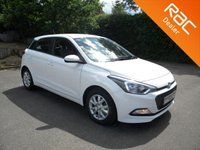 USED 2016 16 HYUNDAI I20 1.2 GDI SE 5d 83 BHP Cheap To Tax! Alloy Wheels, Bluetooth, Rear Parking Sensors, Cruise Control