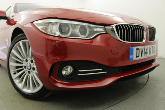 BMW 4 SERIES at Georgesons
