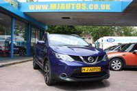 USED 2017 17 NISSAN QASHQAI 1.5 DCI TEKNA 5dr 108 BHP NEED FINANCE??? APPLY WITH US!!!