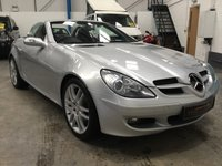 2008 MERCEDES-BENZ SLK 3.0 SLK280 2d AUTO 231 BHP £6495.00