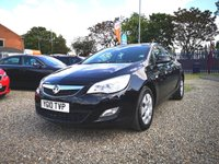 USED 2010 10 VAUXHALL ASTRA 1.7 EXCLUSIV CDTI 5d 108 BHP TIMING BELT REPLACED 84,806