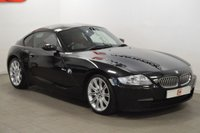 USED 2006 56 BMW Z4 3.0 Z4 SI SPORT COUPE [NAV] 2d 262 BHP SAT NAV + PRIVACY GLASS + 18 INCH ALLOYS + RED LEATHER