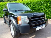 2007 LAND ROVER DISCOVERY 2.7 3 TDV6 5d 188 BHP £7475.00