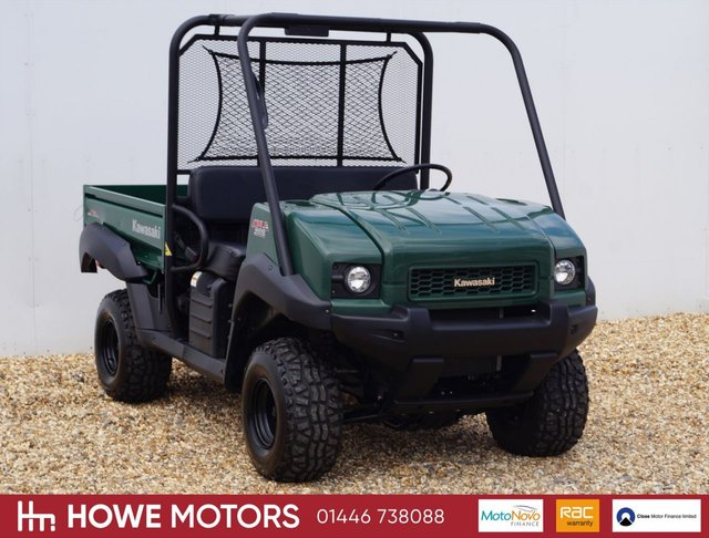 View our KAWASAKI MULE