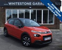 USED 2018 67 CITROEN C3 1.2 PURETECH FEEL 5d 81 BHP STUNNING CONDITION WITH A LOVELY SPEC