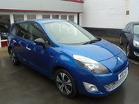 USED 2011 61 RENAULT GRAND SCENIC 1.5 DYNAMIQUE TOMTOM BOSE PACK DCI 5d 110 BHP