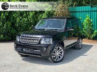 USED 2016 16 LAND ROVER DISCOVERY 4 3.0 SDV6 COMMERCIAL SE 1d AUTO 255 BHP 5 SEATER