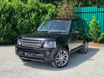2016 LAND ROVER DISCOVERY 4 3.0 SDV6 COMMERCIAL SE 1d AUTO 255 BHP 5 SEATER £19999.00