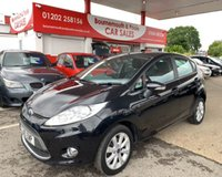 USED 2010 10 FORD FIESTA 1.4 ZETEC 16V 5d 96 BHP *ONLY 32,000 MILES* 1 OWNER