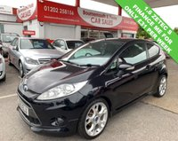 USED 2010 60 FORD FIESTA 1.6 ZETEC S 3d 118 BHP *ONLY 48,000 MILES*