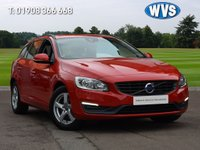USED 2016 16 VOLVO V60 2.0 D2 BUSINESS EDITION 5d AUTO 118 BHP