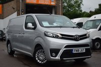 USED 2018 18 TOYOTA PROACE 1.6 L1 COMFORT 1d 113 BHP