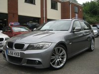USED 2008 58 BMW 3 SERIES 2.0 318I M SPORT TOURING 5d 141 BHP