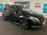 USED 2013 63 MERCEDES-BENZ B CLASS 1.5 B180 CDI BLUEEFFICIENCY SPORT 5d 109 BHP GREAT SPEC, LOW MILES, F/S/H!!