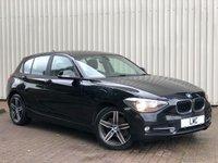 USED 2014 14 BMW 1 SERIES 2.0 118D SPORT 5DR 141 BHP