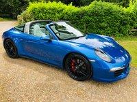 2015 PORSCHE 911 MK 991 3.8 TARGA 4 GTS PDK 2d AUTO 430 BHP £SOLD