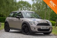 USED 2013 55 MINI HATCH ONE 1.6 ONE BAKER STREET 3d 96 BHP £0 DEPOSIT BUY NOW PAY LATER - FULL SERVICE HISTORY