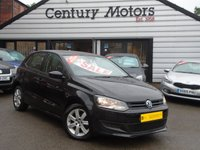 2010 VOLKSWAGEN POLO 1.2 SE 5d - NEW SHAPE £4990.00