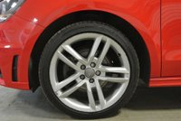 USED 2014 64 AUDI A1 1.6 TDI S line 3dr MISANO RED, HUGE SPEC 3 DOOR