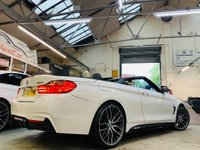 USED 2015 65 BMW 4 SERIES 2.0 420i M Sport 2dr PERFORMANCE-PACK+20S+1OWN