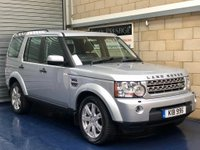 2010 LAND ROVER DISCOVERY 3.0 TD V6 XS SUV 5dr Diesel Automatic 4X4 (244 g/km, 242 bhp) £15989.00