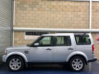 USED 2010 LAND ROVER DISCOVERY 3.0 TD V6 XS SUV 5dr Diesel Automatic 4X4 (244 g/km, 242 bhp) +FULL SERVICE+WARRANTY+FINANCE