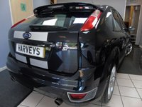 USED 2008 08 FORD FOCUS 2.5 ST 500 5d 225 BHP