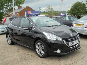 2015 PEUGEOT 208 1.6 E-HDI ALLURE 5d 92 BHP 1 OWNER* £0 TAX* BLUETOOTH* ALLOYS* EXCELLENT THROUGHOUT* £5750.00