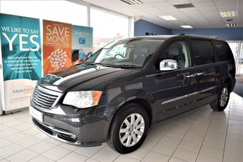 2011 CHRYSLER GRAND VOYAGER 2.8 CRD LIMITED 5d AUTO 161 BHP 7 SEATS STOW AND GO  £12990.00