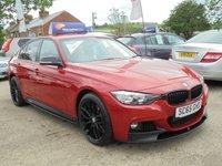 USED 2015 65 BMW 3 SERIES 3.0 335D XDRIVE M SPORT 4d AUTO 308 BHP M PERFORMANCE PACK* SAT NAV* LEATHER*