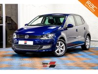 USED 2010 59 VOLKSWAGEN POLO 1.2 MODA A/C 5d 60 BHP Two Owners | Full Service History