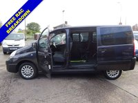 USED 2015 65 PEUGEOT EXPERT 2.0 TEPEE COMFORT L1 HDI 5d AUTO 163 BHP WHEELCHAIR ACCESS WAV Automatic, 5 seats, Electric Winch, Direct from Motability, Wheelchair Access WAV