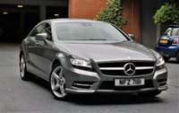USED 2013 MERCEDES-BENZ CLS CLASS 3.5 CLS350 BLUEEFFICIENCY AMG SPORT 4d AUTO 306 BHP