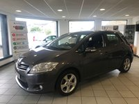 USED 2010 60 TOYOTA AURIS 1.6 TR VALVEMATIC MM 5d 132 BHP