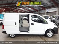 "USED 2015 15 NISSAN NV200 1.5 DCI ACENTA  90 BHP- WITH AIR CONDITIONING ""YOU'RE IN SAFE HANDS"" - AA DEALER PROMISE"