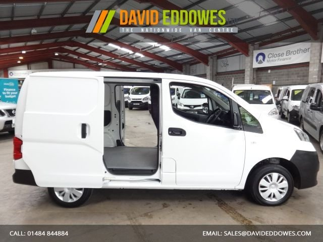 USED 2015 15 NISSAN NV200 1.5 DCI ACENTA  90 BHP VAN - WITH AIR CONDITIONING AA DEALER WARRANTY PROMISE - TRADING STANDARDS APPROVED