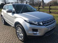 2011 LAND ROVER RANGE ROVER EVOQUE 2.2 SD4 PRESTIGE LUX 5d AUTO 190 BHP £15989.00