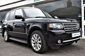 2012 LAND ROVER RANGE ROVER 4.4 TDV8 WESTMINSTER 5d AUTO 313 BHP £18990.00