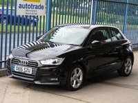USED 2015 15 AUDI A1 1.6 TDI SPORT 3dr 1/2 Leather Voice control DAB Alloys Finance arranged Part exchange available Open 7 days